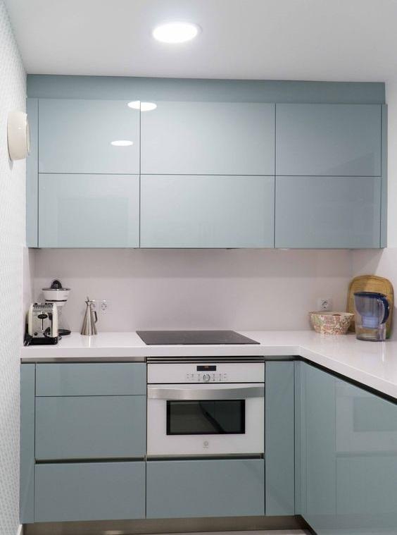 طراحی بهینه در آشپزخانه های کوچک